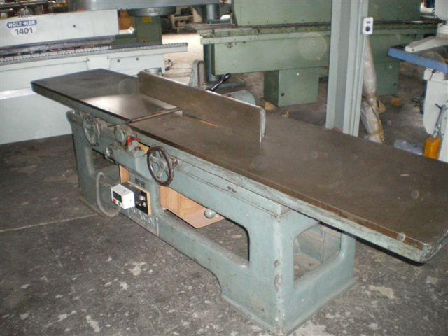 used wood machine