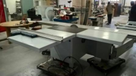 Paoloni Table Saw paoloni panelsaw paoloni panelsaw 3 2m excellent condition price ...